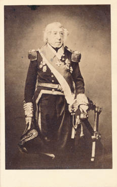 Photograph of Lord Dundonald