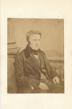 Photograph of Sir Benjamin Brodie