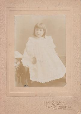 Photograph of young girl