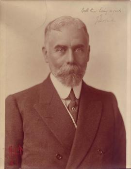 Photograph of Sir Gilbert Parker