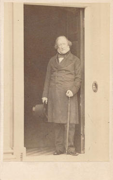 Photograph of Lord Campbell