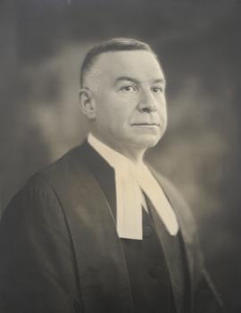 Photograph of David T. Symons