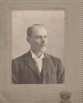 Photograph of unidentified man