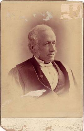Photograph of Sir Thomas Galt
