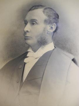 Photograph of Christopher Robinson