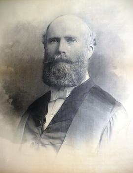 Photograph of James K. Kerr