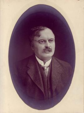 Photograph of William John Hanna