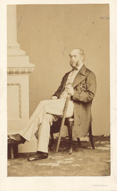 Photograph of Lord Eglinton