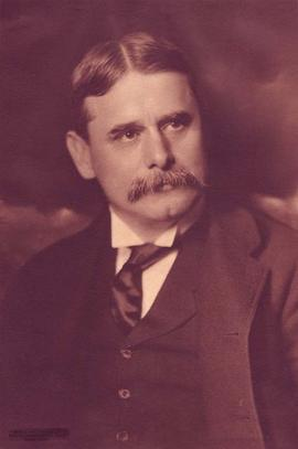 Photograph of Valentine Perry Snyder