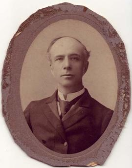 Photograph of Hugh Rose