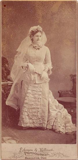 Photograph of Mrs. Aemilius Irving