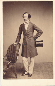 Photograph of Sir W. Codrington