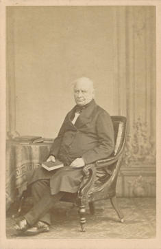 Photograph of Thomas Chandler Haliburton