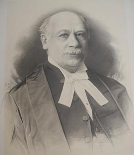 Photograph of William Davidson