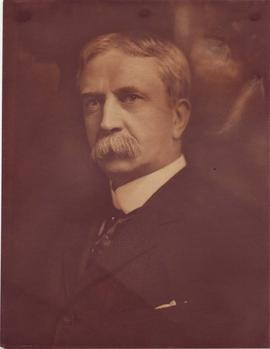 Photograph of Judge Hugh McMahon