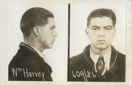 Mugshot of William Harvey