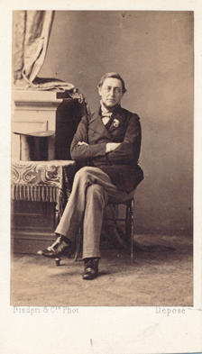 Photograph of Lord Herbert of Lea
