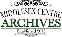 Go to Middlesex Centre Archives