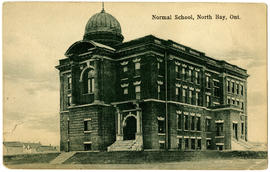 North Bay Teachers' College fonds