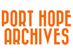 Go to Port Hope Archives