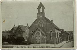 Presbyterian Church, Bolton, Ont.
