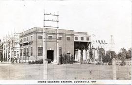 Hydro Electric Station, Cooksville, Ont.