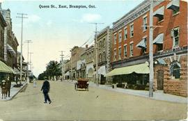 Queen St., East, Brampton, Ont.