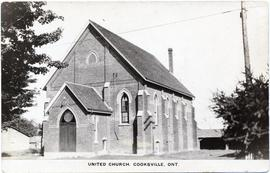 United Church, Cooksville, Ont.