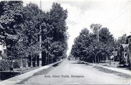 Main Street North, Brampton
