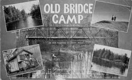 Old Bridge Camp, west of Caledon Village