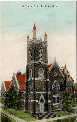St. Paul's Church, Brampton