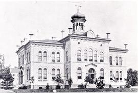 [Peel County Courthouse, Brampton]
