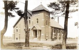 Presbyterian Church, Dixie, Ont.