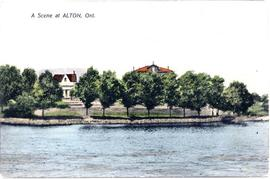A Scene at ALTON, Ont.