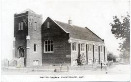 United Church, Cheltenham, Ont.
