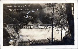 Mack's Bridge & Falls Belfountain Ont.