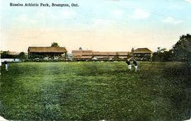 Rosalea Athletic Park, Brampton, Ont.