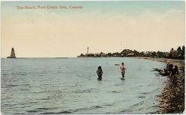 The Beach, Port Credit, Ont., Canada