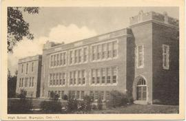 High School, Brampton, Ont.--11.