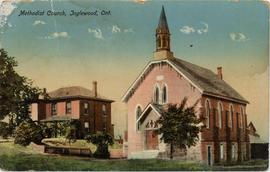 Methodist Church, Inglewood, Ont.