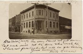 [Merchants Bank, Brampton]