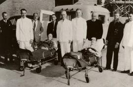 First Patients at Sunnybrook
