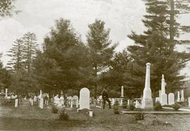 Cemeteries:  St. Paul's