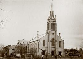 Churches:  Queens Ave. Methodist