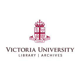 Go to Victoria University Archives